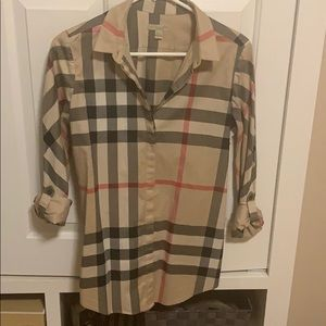 Burberry Cotton vintage shirt